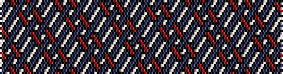 Interweaving lines